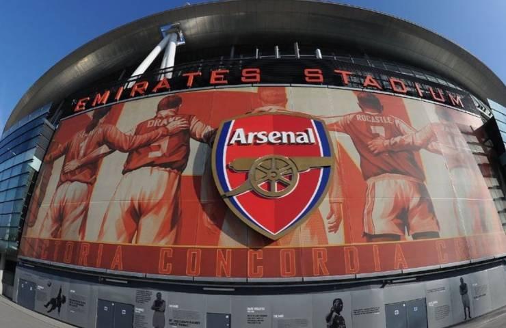 Focolaio all'Arsenal