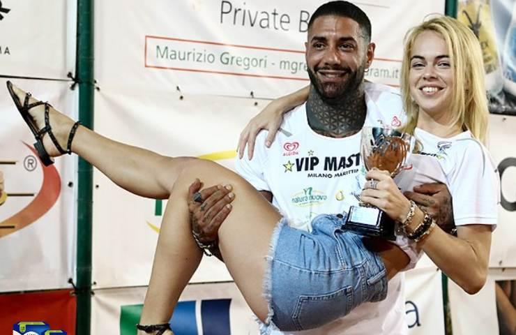 Francesco Chiofalo e Drusilla Gucci