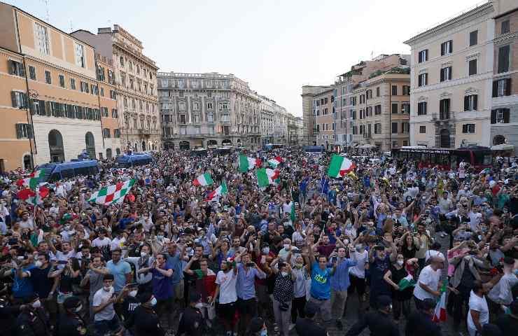 Italia Inghilterra Oms preoccupata