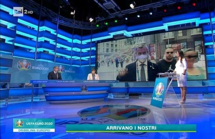 Italia Inghilterra anche Varriale fermato dal Covid