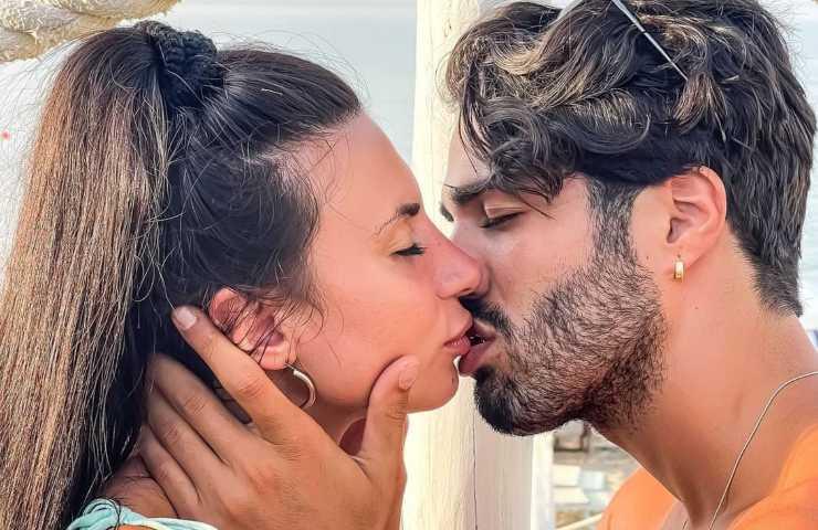 Manuela e Luciano a Temptation Island