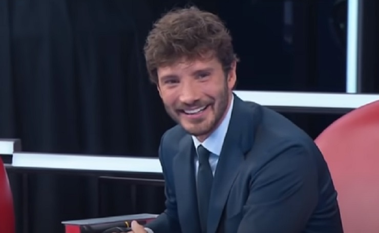 Amici Stefano De Martino