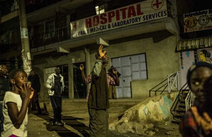 vampiro rapisce e uccide bambini in Kenya