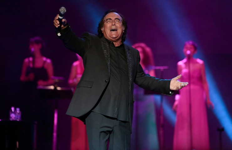 Albano Carrisi GettyImages
