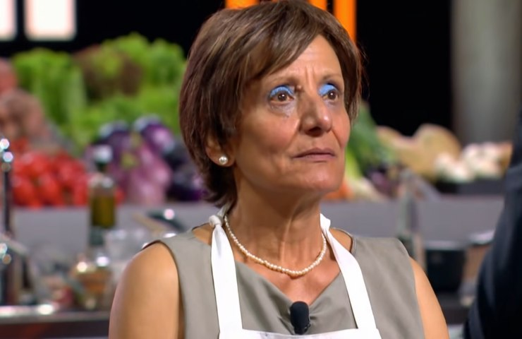 Anna Martelli a Masterchef