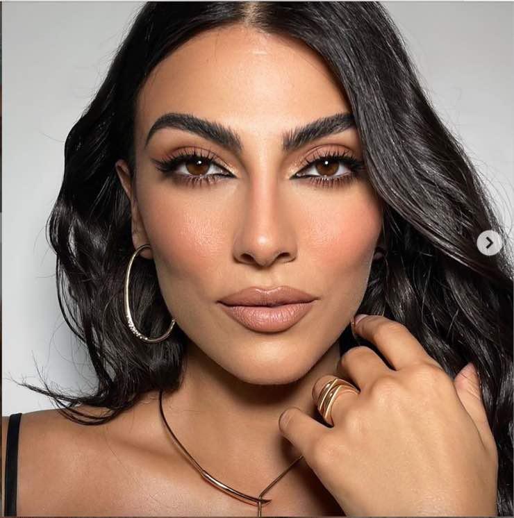 make up Giulia Salemi
