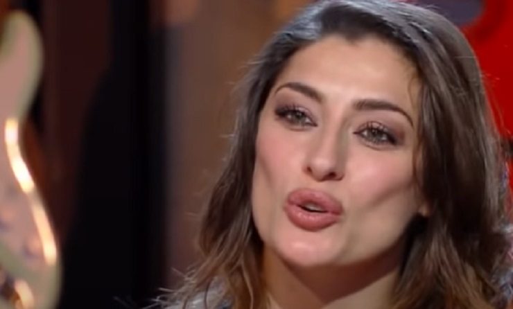 Elisa Isoardi tv