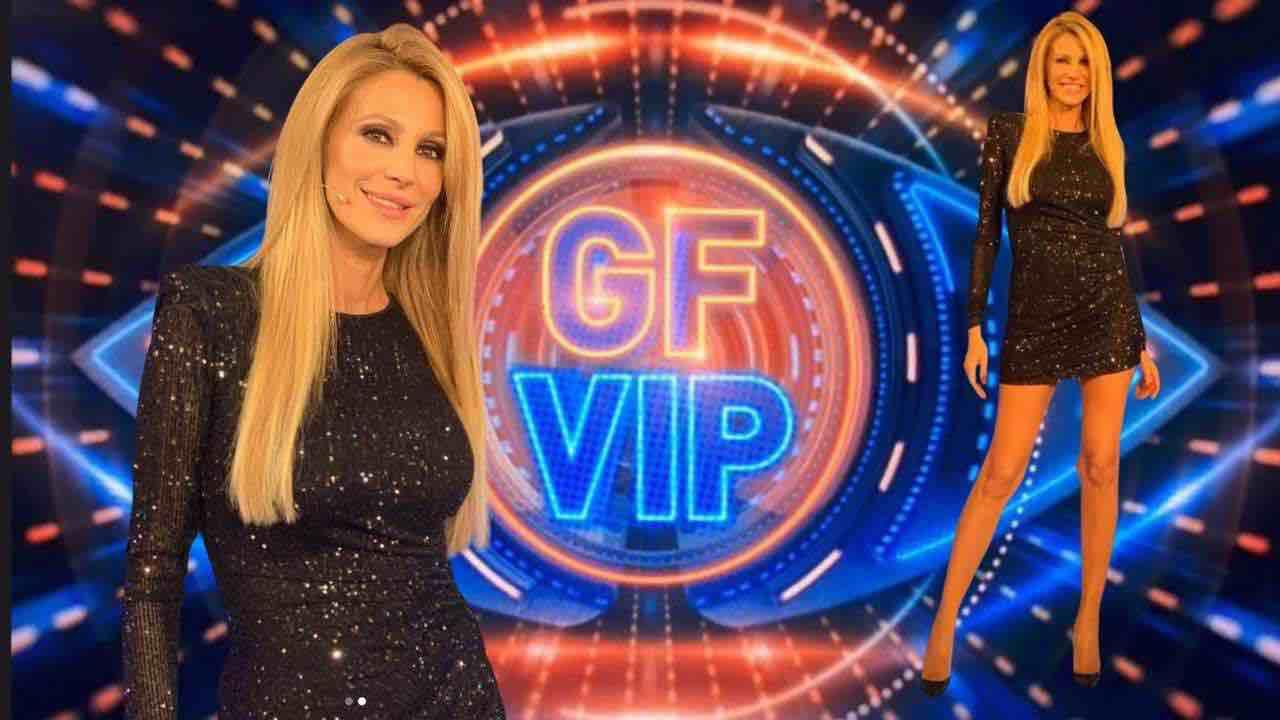 Adriana Volpe GF VIP