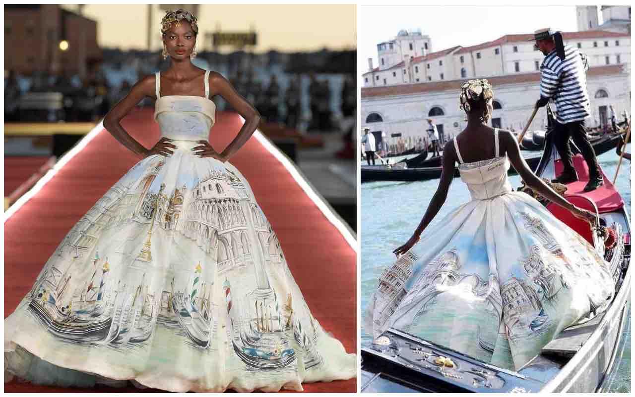 Modello Dolce & Gabbana
