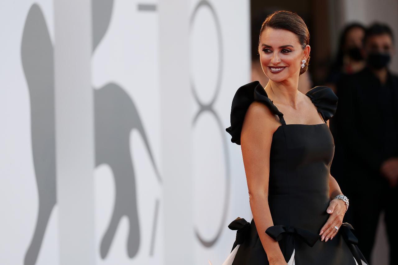 Penelope Cruz al Festival del Cinema di Venezia 2021