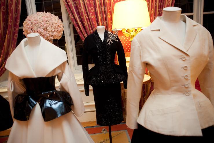 Giacca Bar Dior storia