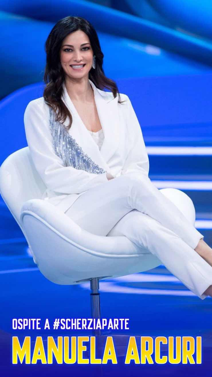 Manuela Arcuri