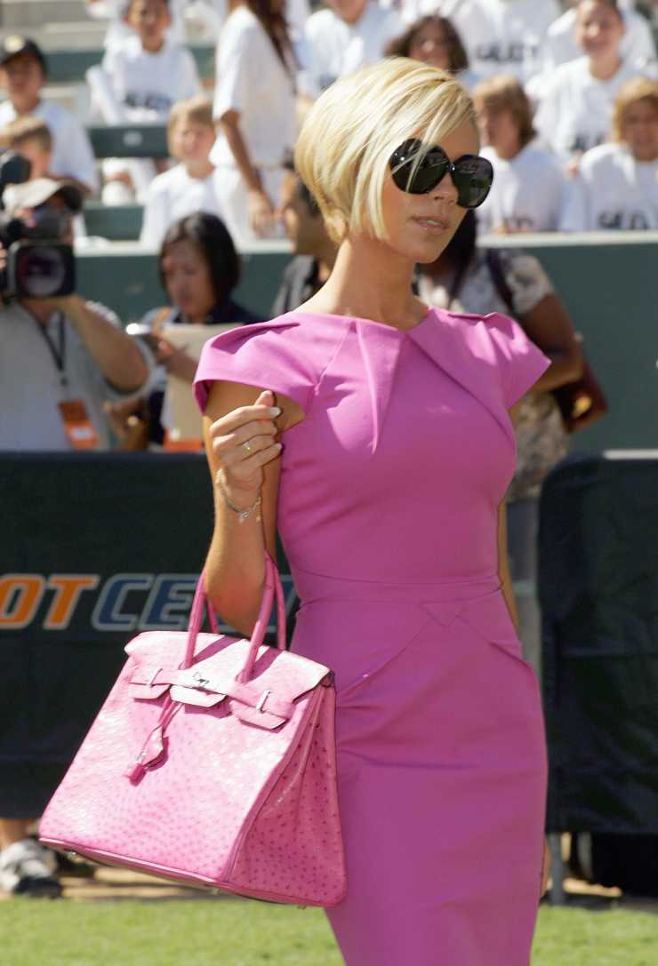 Kelly Bag rosa