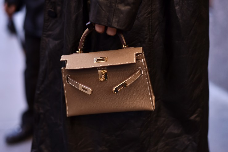 Kelly Bag Mini Size