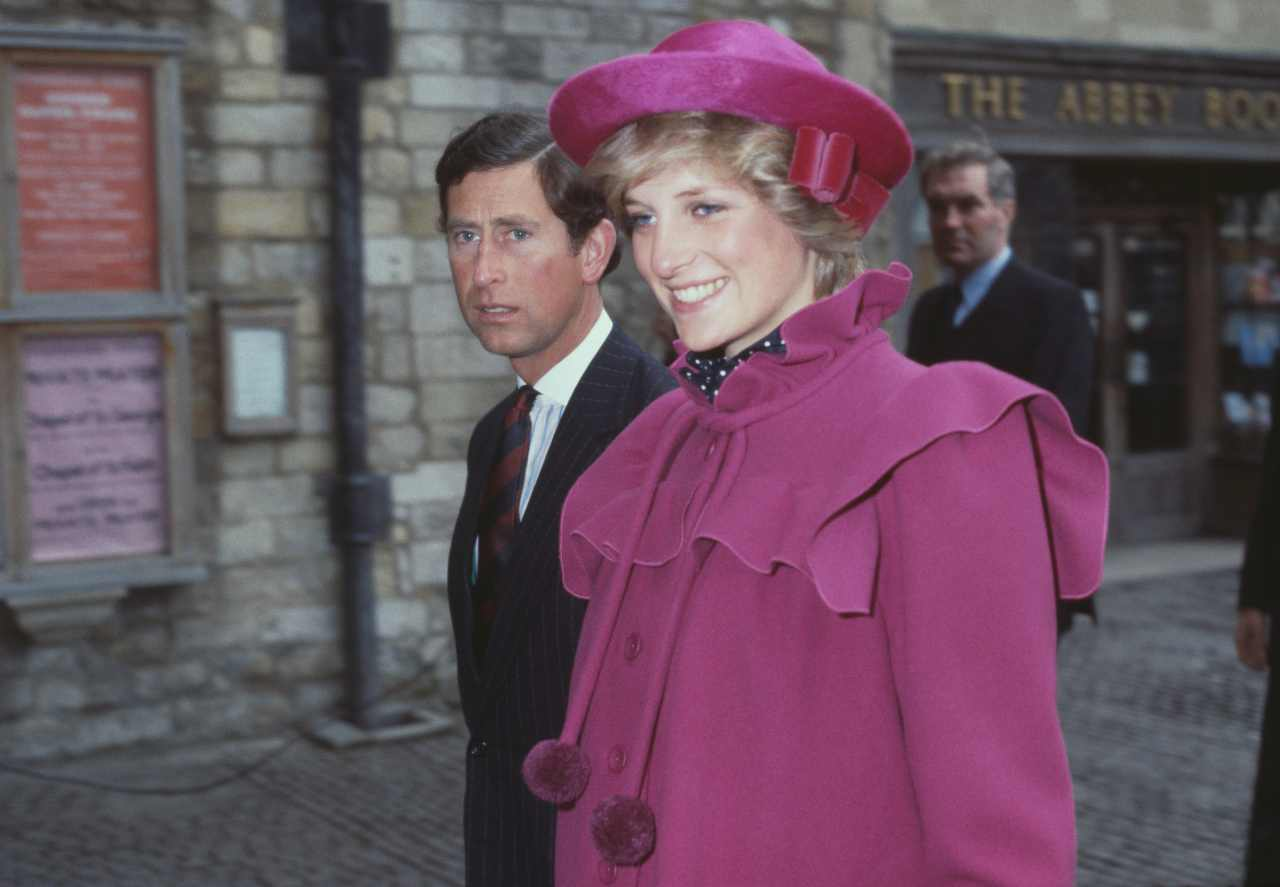 Lady Diana Cartier ciaostyle.it