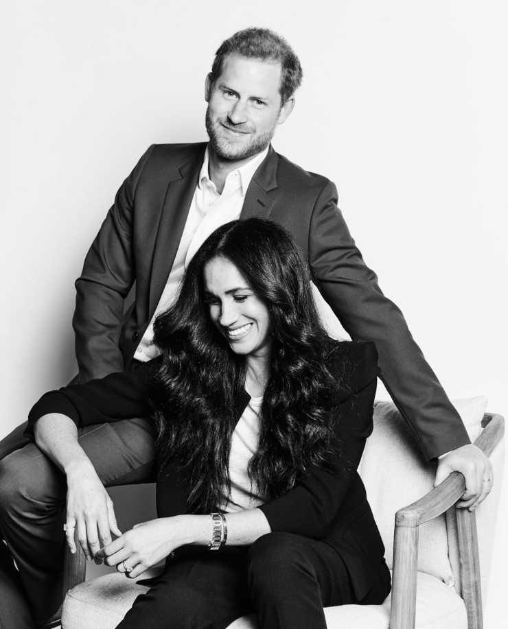 Lady Diana Orologio Meghan e Harry ciaostyle.it -