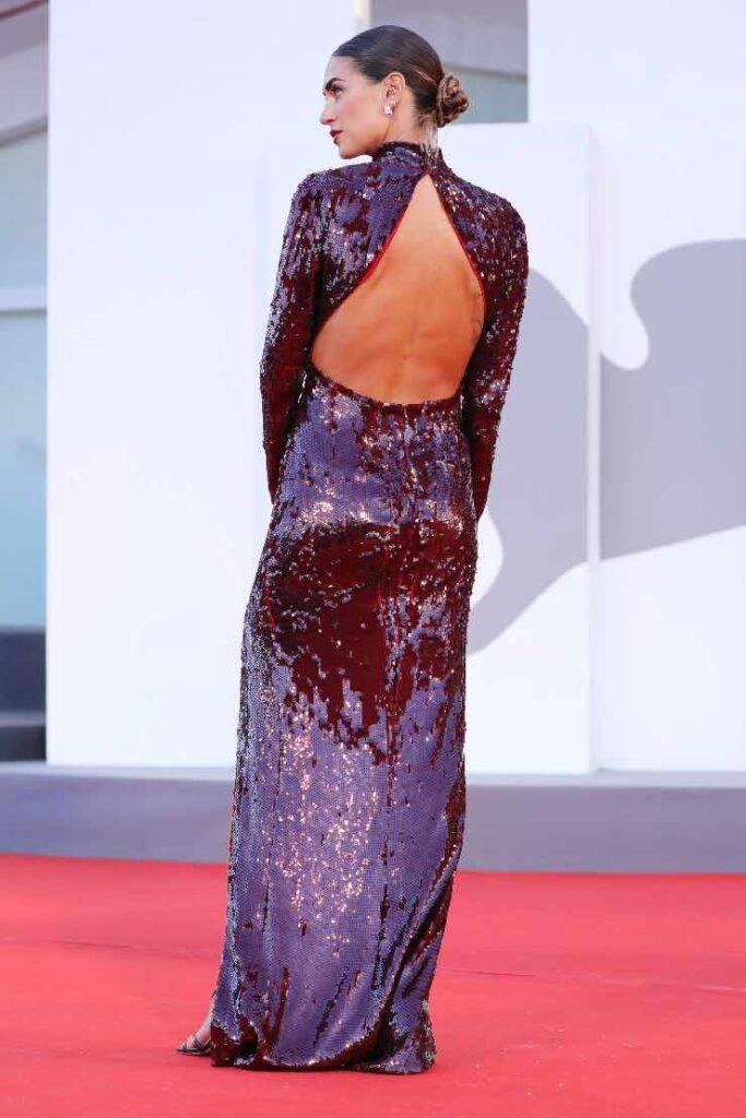 Melissa Satta vestito