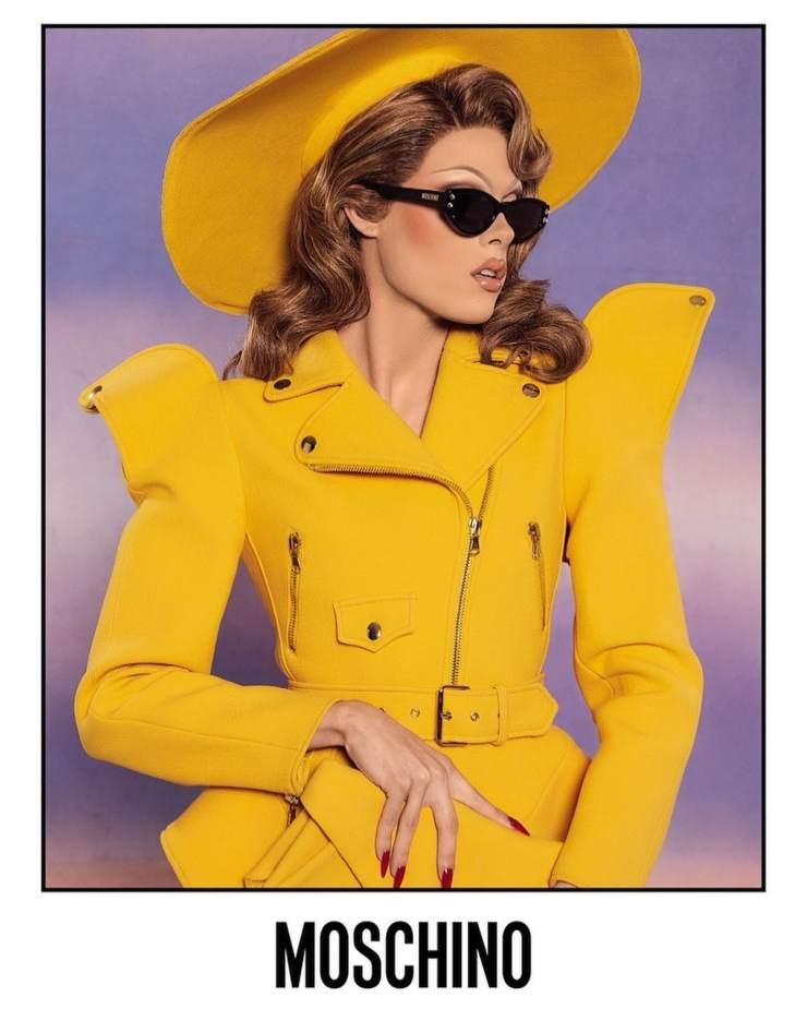 Moschino tailleur colorato ciaostyle.it (1)