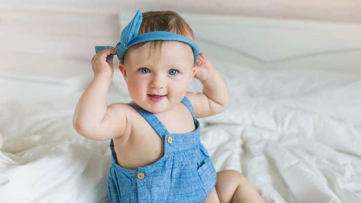 vestitino bambino