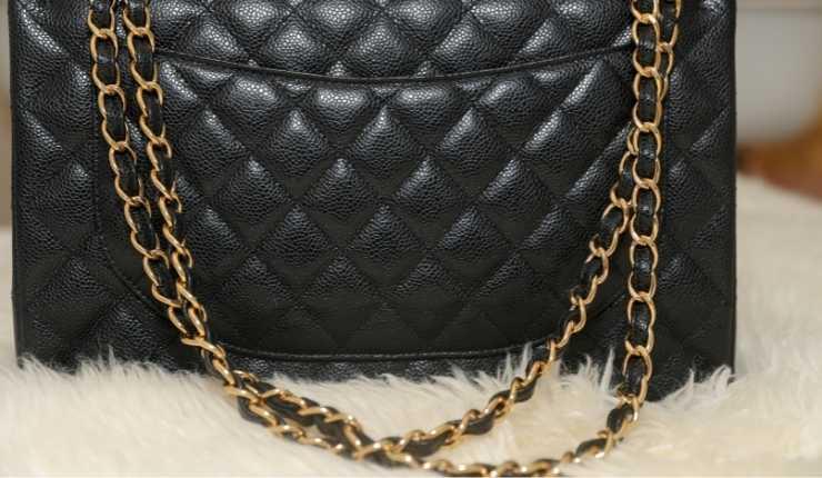 borsetta Chanel nera