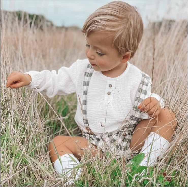 outfit bambino