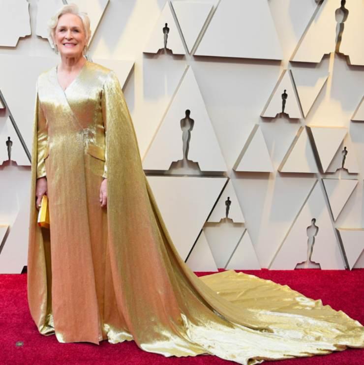 Glenn Close Academy Awards 2019