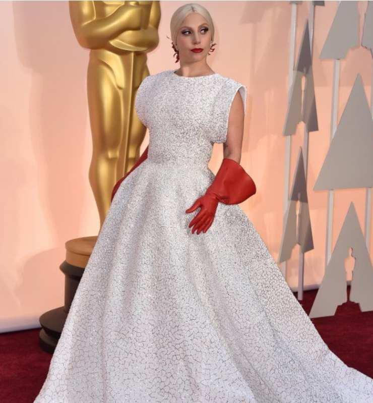 Lady Gaga Academy Awards 2015