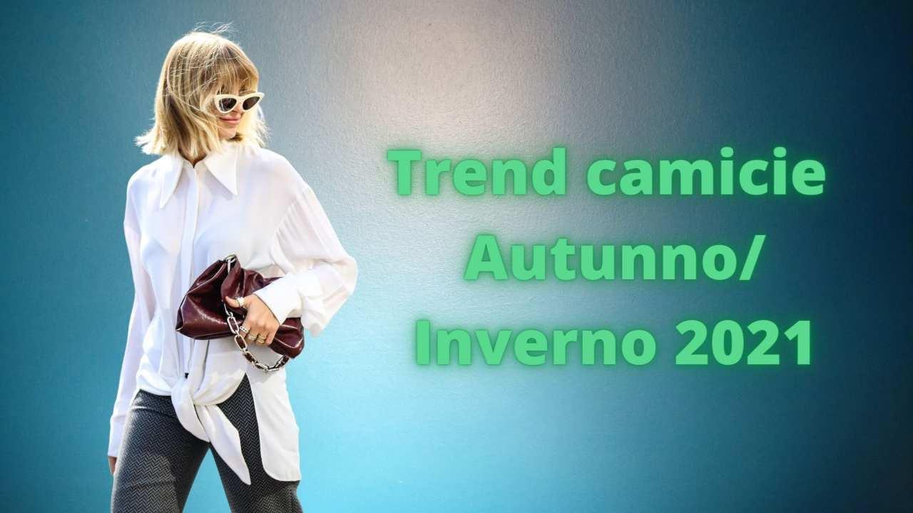 trend camicie autunno