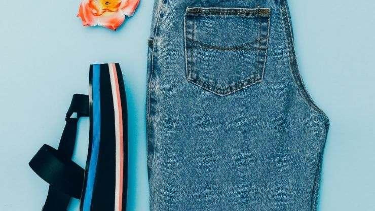 test jeans