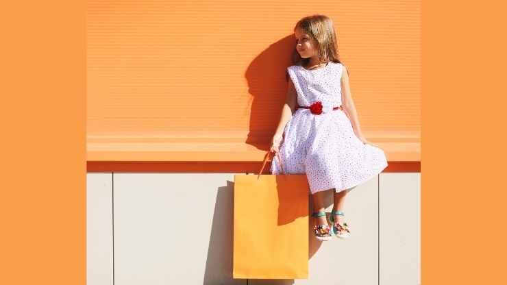 outfit bambina