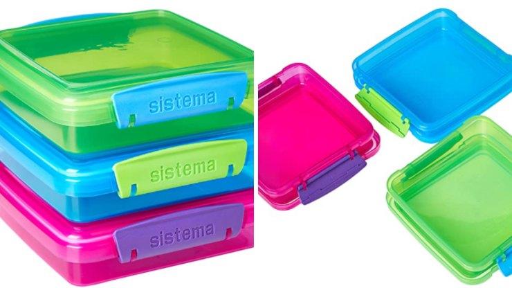 lunch box 3 contenitori