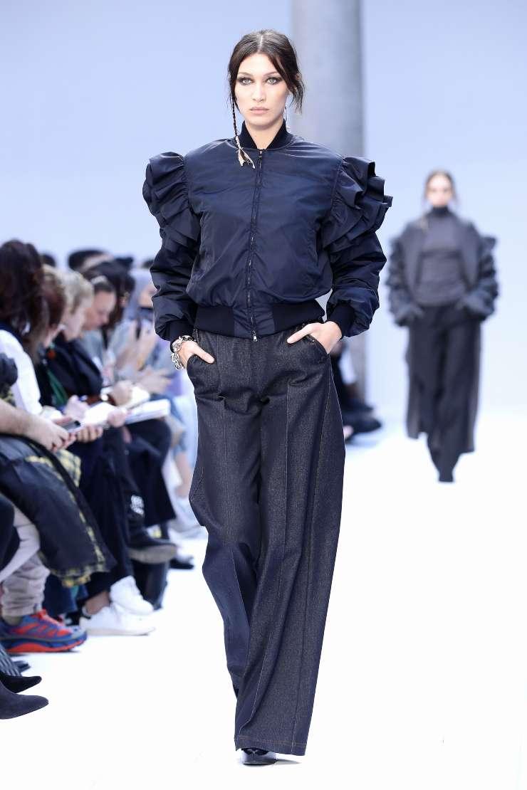 mise a balze milano fashion week 2021