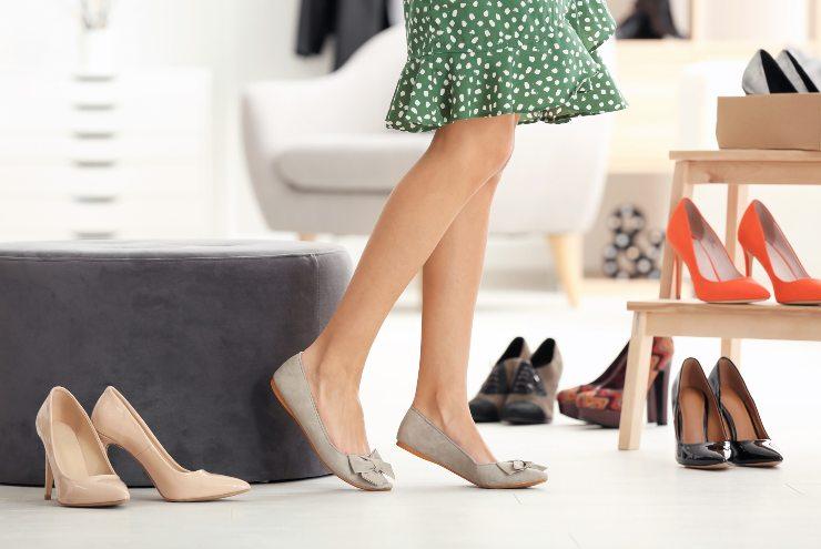 Ballerine scarpe autunno 2021 ciaostyle