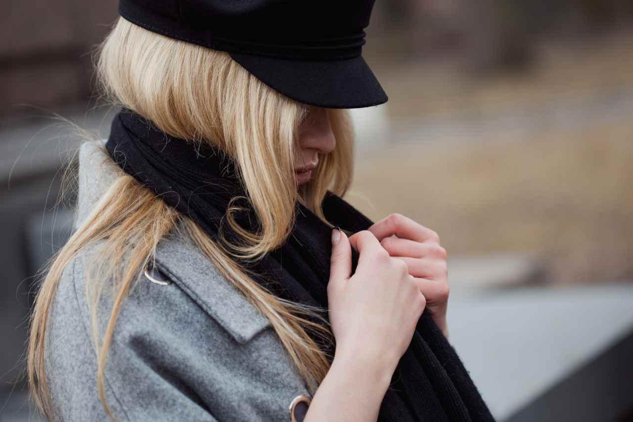 come indossare sciarpa ciaostyle.it