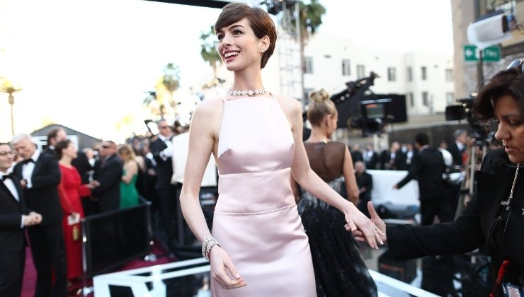 Anne Hathaway risolto il quiz