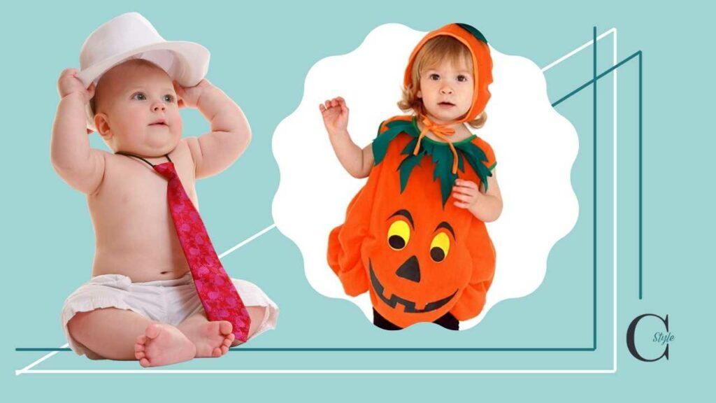 vestiti halloween bambini