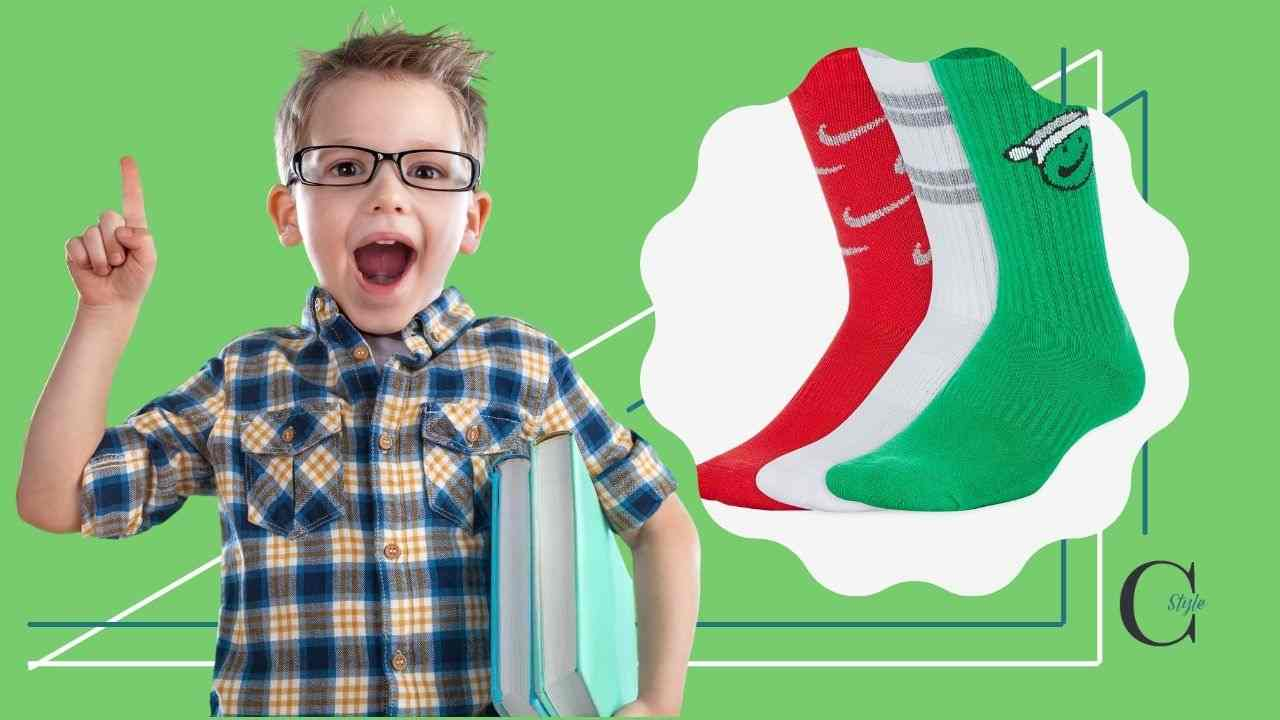 BIMBO STYLE calze sportive per bambini quale scegliere
