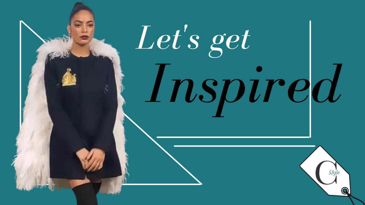 Elodie alla Fashion Week 2021
