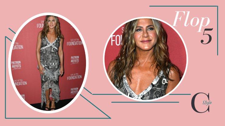 Jennifer Aniston ai SAG 2019