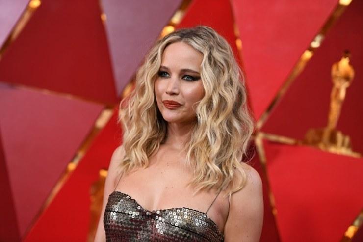 Jennifer Lawrence agli Oscar 2018