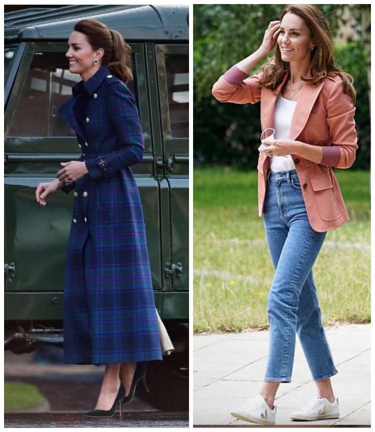 Kate Middleton oggi
