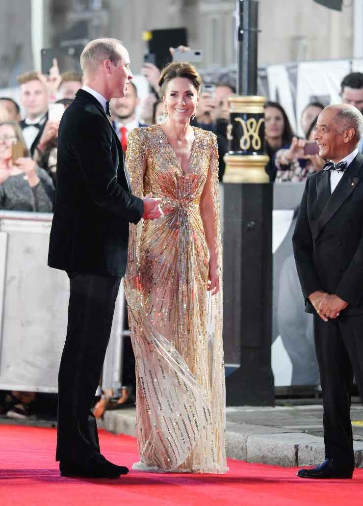 Harry e Kate red carpet