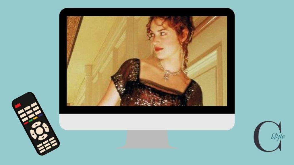 Titanic abiti rose