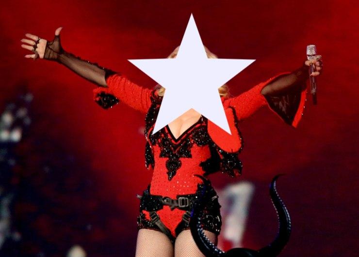 Madonna ai Grammy Awards 2015