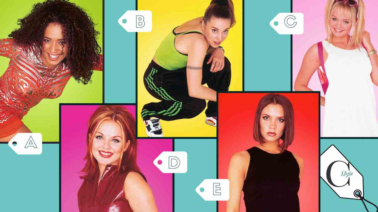 Fashion test sulle Spice Girls