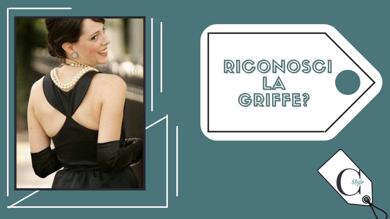 TEST - QUIZ - riconosci griffe Givenchy indovina la griffe