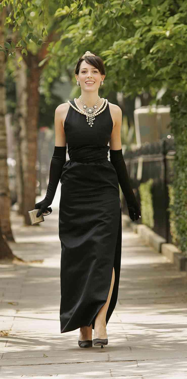 Tubino nero Givenchy storia sulla griffe