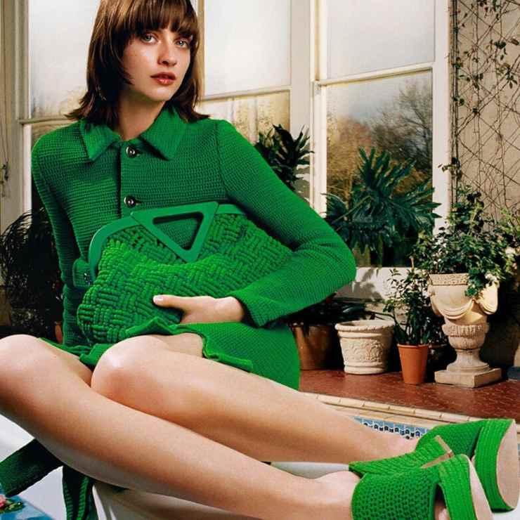 Verde pantone Leprechaun