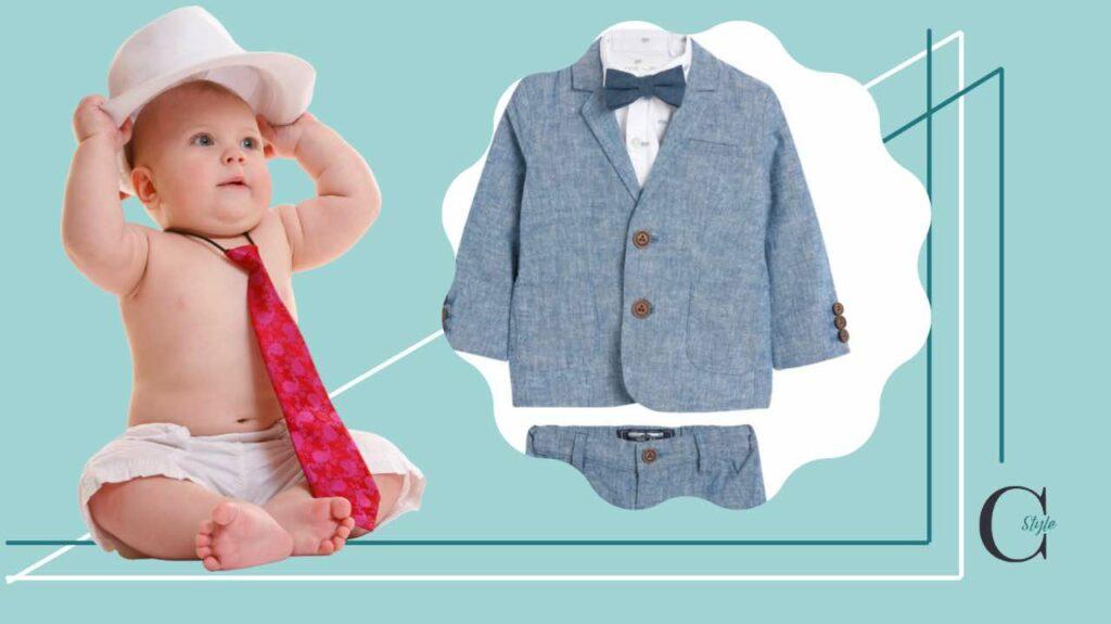 come vestire i piccoli occasioni importanti