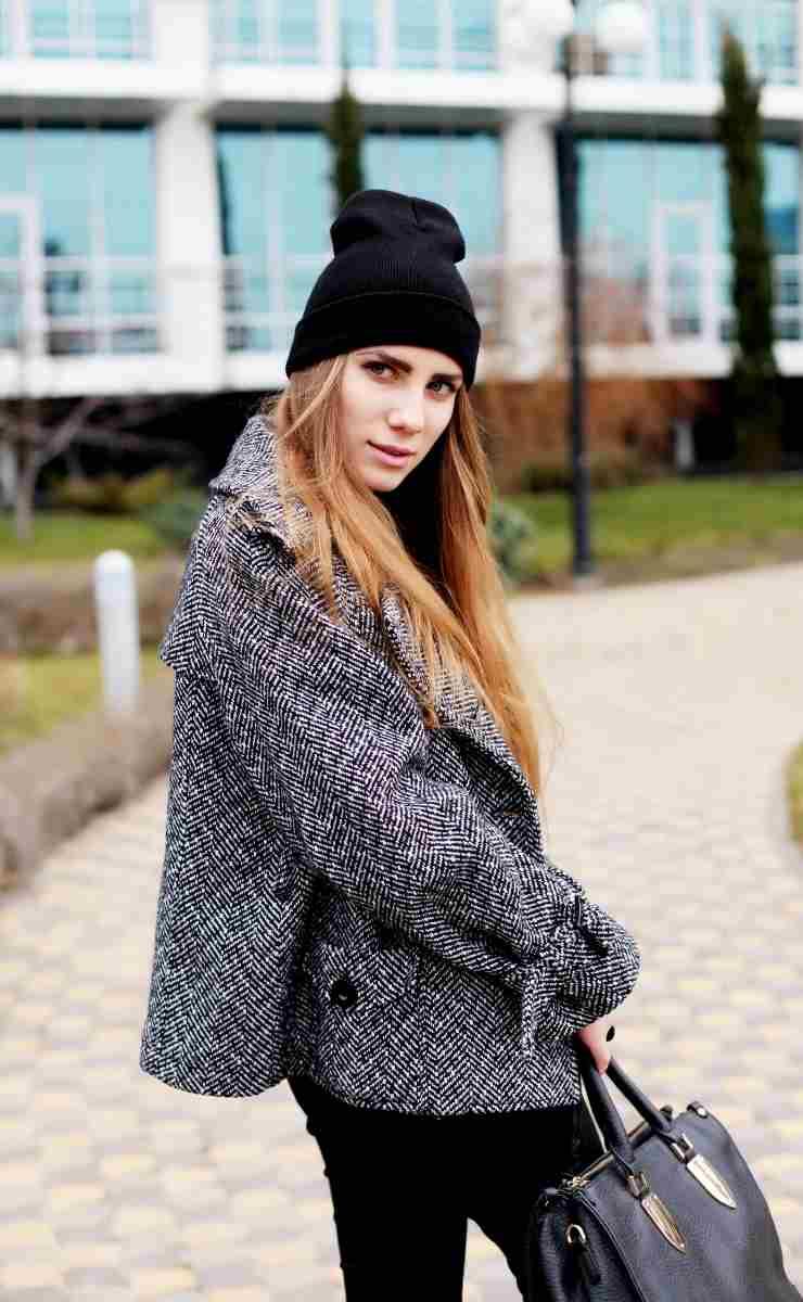 blazer invernale